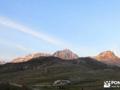 Montaña Leonesa Babia;Viaje senderismo puente; programa de actividades mejor calidad calidad en el